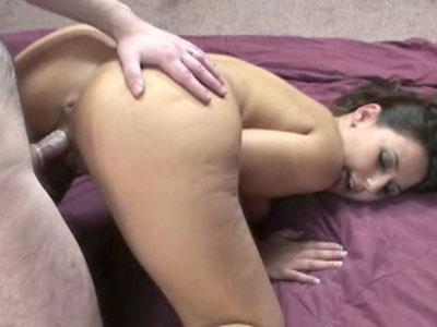 Brunette milf lexxxi lockhart bounces her voluminous tits while getting her cunt make love Lexxxi Lockhart.